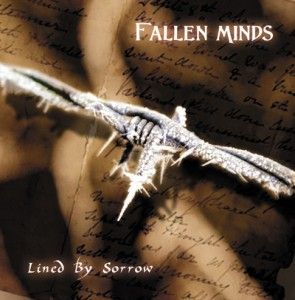 Lined by Sorrow CD Cover